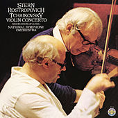Tchaikovsky: Violin Concerto & Méditation von Isaac Stern