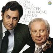 Brahms: Violin Concerto, Op. 77 von Isaac Stern