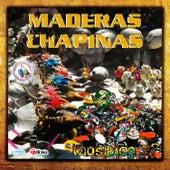Mosaico 97. Música de Guatemala para los Latinos de Marimba Maderas Chapinas