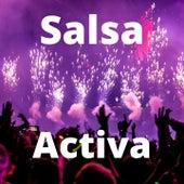 Salsa Activa de Richie Ray, Rubén Blades, Tito Puente, Willie Colón, Willie Rosario