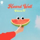 Heard Well Collection, Vol. 17 de Various Artists