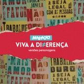 Malhação - Viva a Diferença - Versões Personagens (Trilha Sonora da Novela) de Vários Artistas
