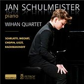 Liszt, Chopin, Mozart & Others: Piano Works by Jan Schulmeister