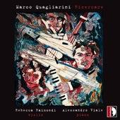 Marco Quagliarini: Ricercares Nos. 1-3 di Ardorè Duo