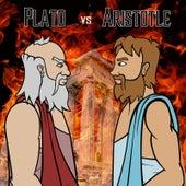 Plato vs Aristotle di Rucka Rucka Ali