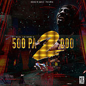 De 500 A 2,000 (feat. Pop Smoke) by EL Real Cotorreo