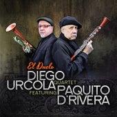 El Duelo von Diego Urcola Quartet