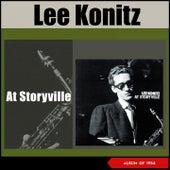 Lee Konitz at Storyville (Album of 1954) by Lee Konitz