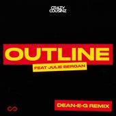 Outline (feat. Julie Bergan) (Dean-E-G Remix) di Crazy Cousinz