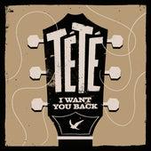 I Want You Back by Tété