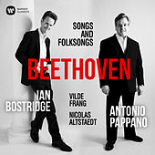 Beethoven: Songs & Folksongs by Ian Bostridge