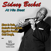 Sidney Bechet - At His Best (1956-1960) by Sidney Bechet