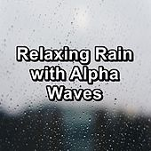Relaxing Rain with Alpha Waves by Rain Sounds and White Noise