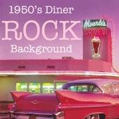 1950's Diner Rock Background de Various Artists