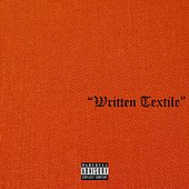 Written Textile de Reggie Bonds