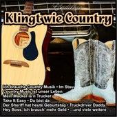 Klingt wie Country de Various Artists