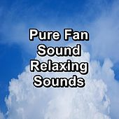 Pure Fan Sound Relaxing Sounds by Meditation Rain Sounds