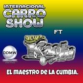 El Maestro de la Cumbia de Internacional Carro Show