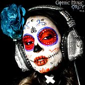 Gothic Music Orgy, Vol. 6 by Dance My Darling, TOAL, CØLDSTAR, ASHES'N'ANDROID, Code : Red Core, Extize, CATTAC, Freak Injection, Xordia, Darkcell, Apryl, La Bande-Son Imaginaire, OMNIMAR, BLACKBOOK, Auger, Dai Komio, G.L.O.W., SynthAttack, Suppressor, Binary Division, 13th Angel