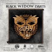 Black Widow Darts von American Poets 2099