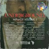 Underground Hip-Hop, Vol. 2 von Various Artists