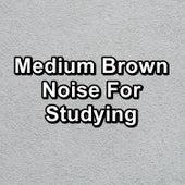 Medium Brown Noise For Studying de Ocean Sleeping Baby