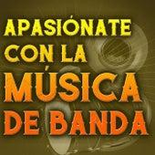 Apasiónate Con La Música De Banda by Various Artists