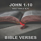 Holy Bible K.J.V. John 1 - 10 by Bible Verses