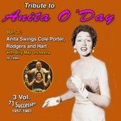 Tribute to Anita O'day 3 Vol.: (1957-1961) (Vol. 3 :