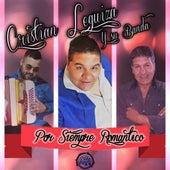 Por Siempre Romántico de Cristian Leguiza y su banda