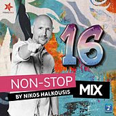 Nikos Halkousis Non Stop Mix, Vol. 16 (DJ Mix) by Nikos Halkousis