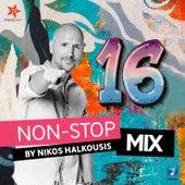 Nikos Halkousis Non Stop Mix, Vol. 16 (DJ Mix) von Nikos Halkousis