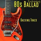 Enchanting 80' Ballad Backing Track for Guitar fra Top One Backing Tracks