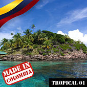 Made In Colombia: Tropical, Vol. 1 by German Garcia