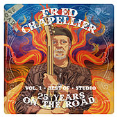 25 YEARS ON THE ROAD VOLUME 1 STUDIO by Fred Chapellier