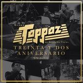 Treinta y Dos Aniversario (En Vivo) de Grupo Toppaz de Reynaldo Flores