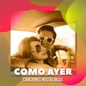 Como Ayer: Canciones Nostálgicas by Various Artists
