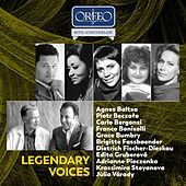 ORFEO 40th Anniversary Edition: Legendary Voices by Various Artists