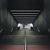Stairwell by Elevator