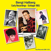 Bengt Hallberg early recordings: Schlager 1955 (Remastered) di Various Artists