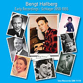 Bengt Hallberg early recordings: Schlager 1950-1955 (Remastered) de Various Artists