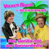 Der Gorilla mit der Sonnenbrille von Volker Rosin