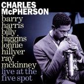 Live At The Five Spot (Live) de Charles McPherson