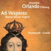 Ad Vesperas Beatae Mariae Virginis de Ensemble Orlando Fribourg