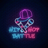 Hip Hop Battle von Various Artists