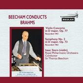 Beecham Conducts Brahms von Sir Thomas Beecham