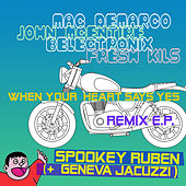 When Your Heart Says Yes Remix EP by Spookey Ruben