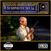 MOZART: Symphony no 34 by Wolfgang Amadeus Mozart