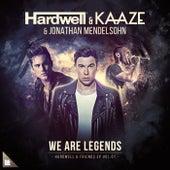 We Are Legends von Hardwell