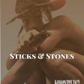 Sticks & Stones by Quanwiddetni9